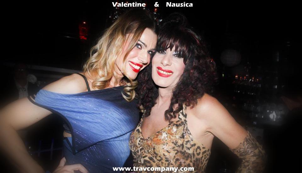 Valentine & Nausica
